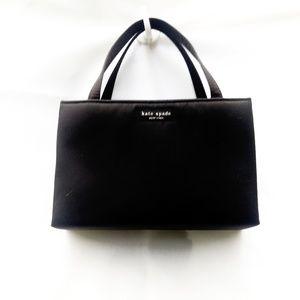 VTG Kate Spade Nylon Sam Box Bag- Made in USA